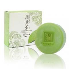 [綠工坊] 茶籽綠豆薏仁潔顏皂 茶籽酵素+綠豆+薏仁-絕佳去油污 香皂 肥皂 洗臉皂 潤覺茶 茶寶