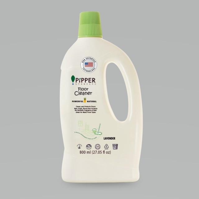 [綠工坊] PiPPER STANDARD 鳳梨酵素地板清潔劑 低敏地板清潔劑 薰衣草 沛柏