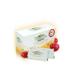 [綠工坊] 全素 天然活性維他命C 櫻桃C 60包/盒 普羅家族 超商取貨免匯款