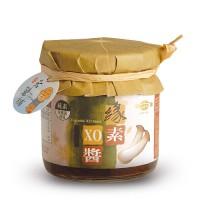 [綠工坊] 全素 緣素XO醬 風味手釀 非基因改造黃豆原料 無防腐劑 明德