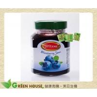 [綠工坊] 全素 藍莓果醬 採用甜菜根糖 380g 凱令 KYLENE