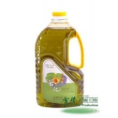 [綠工坊] 金花小菓 茶花籽油 可刷卡 冷壓初榨 大桶裝 頂級苦茶油 發煙點 210度 金椿