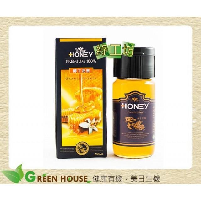 [綠工坊] 柳丁花蜜 100%純蜂蜜 天然無添加 綠源寶
