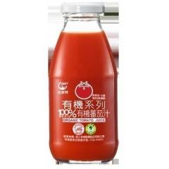 [綠工坊] 全素 有機蕃茄汁 番茄 無鹽 無糖 無調味 可美特
